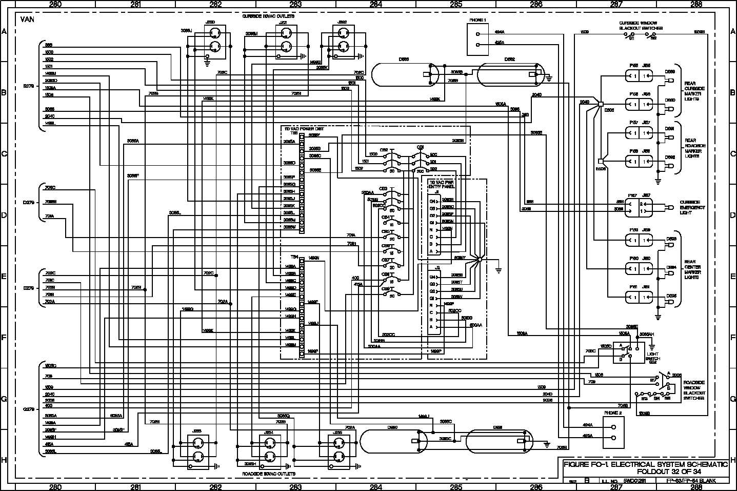 Electrical System Schematic