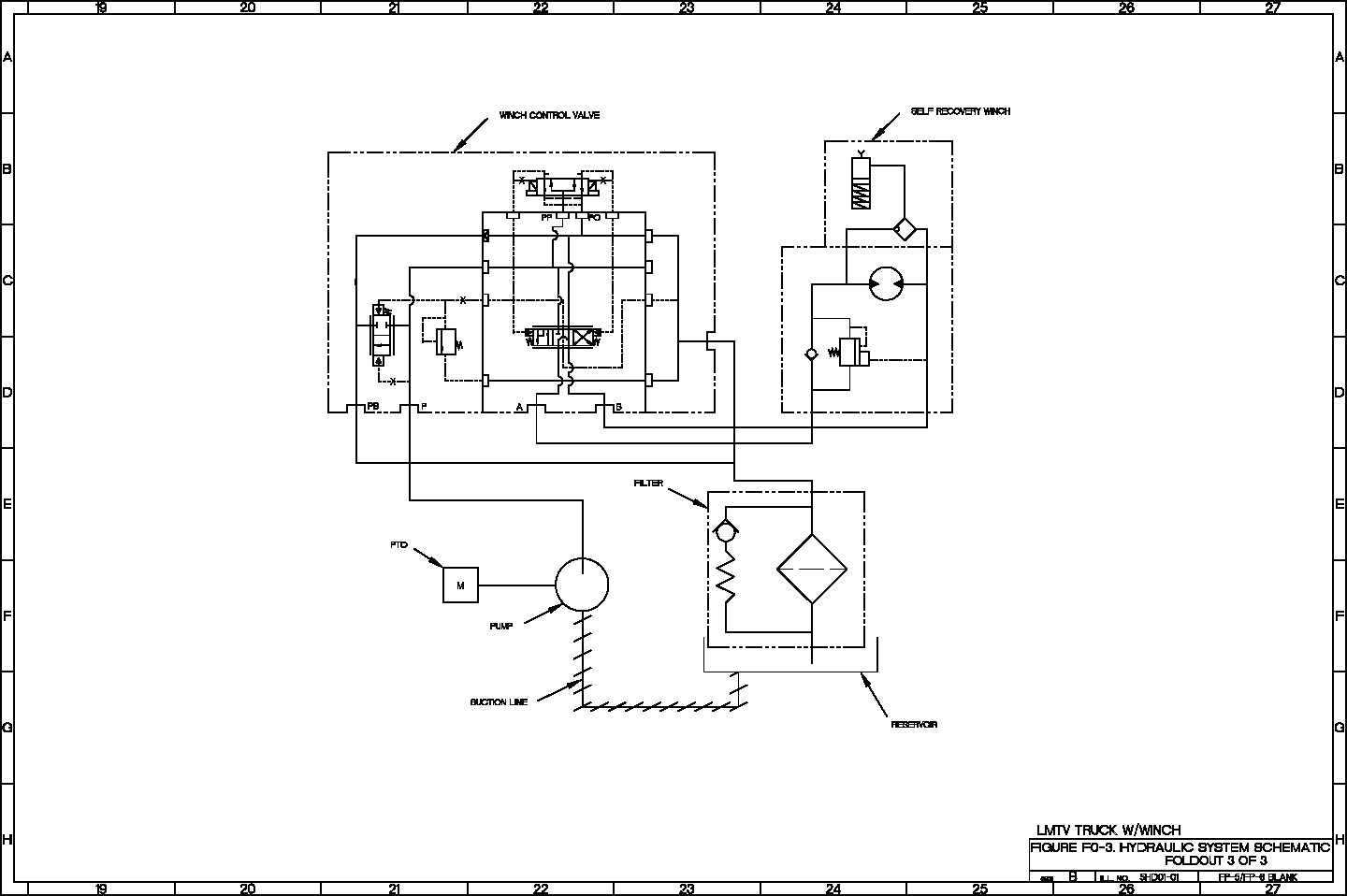 schematic diagram hydraulic brake system  u2013 the wiring